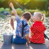 Как пристрастить ребенка к рыбалке?