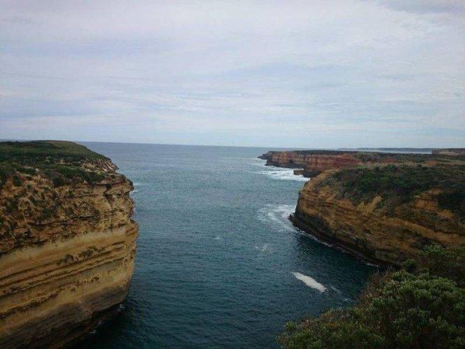 Одно из красивых мест, где пенсионер из Австралии хотел бы порыбачить.