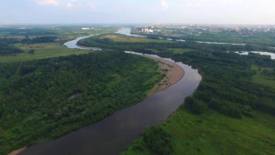 Зарыбление реки Вятка | Фото: imperiya.by