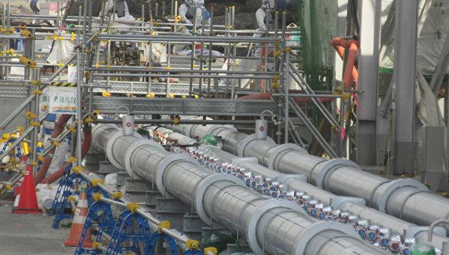 Япония планирует сбросить радиоактивную воду