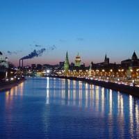 Уровень воды в Москва-реке