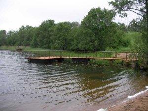 Особенности ловли хищных рыб на глубоких озерах