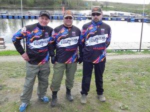 Отчет: Кубок ФРСМО по ловле спиннингом с берега