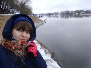 Место встречи - Москва-река