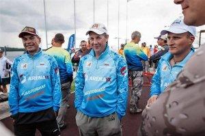 Отчет: Чемпионат России по ловле спиннингом с лодок 2016