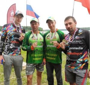 Отчет о рыбалке: Кубок ФРСМО по ловле спиннингом с лодки 2019