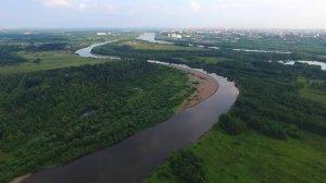 Зарыбление: Река Вятка станет местом, куда будут выпущено огромное количество мальков ценных видов рыб