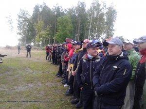 Кубок России по ловле рыбы с лодок, на Десногорском водохранилище.