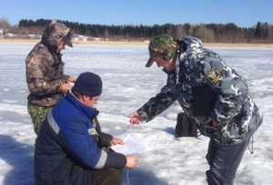 Браконьерство: Рыбоохрана поймала на водоёмах Петербурга и Ленобласти 26 нарушителей