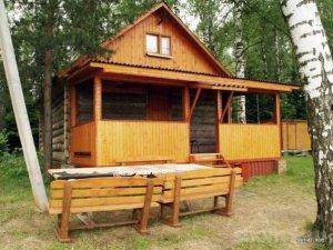 Обзор платника Никитское (Московская область, Раменский район)