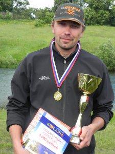 Отчет: Чемпионат Тульской области 2016. Спиннинг. Берег