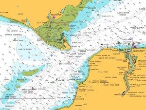 Как сделать растровую карту для Lowrance