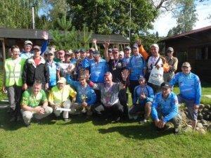 Чемпионат МО с лодок 2016 - Можайка