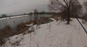 Клязьма река. 14-02-2016