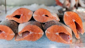 Двенадцать оттенков красной рыбы