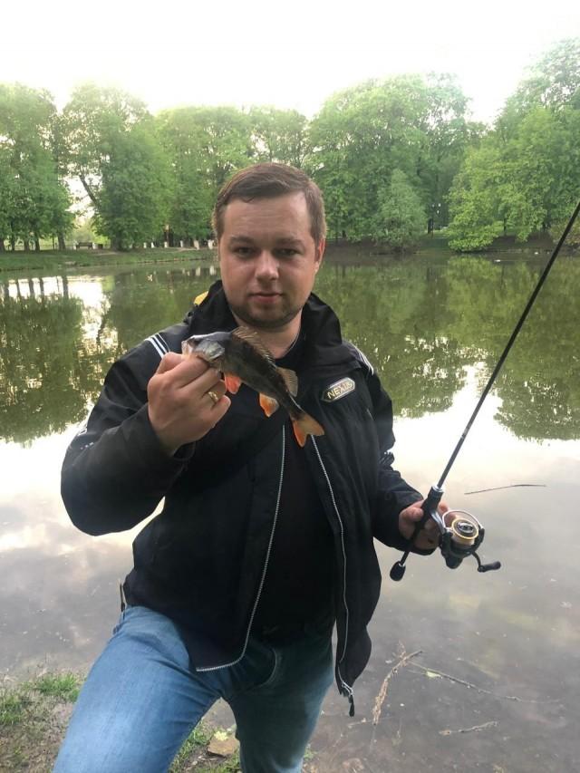 Отчет о рыбалке: В поисках карася на городских прудах