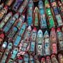 Китай имеет самый большой в мире дальневодный рыболовный флот, состоящий из 2500 судов