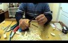 Версия 2. Изготовление воблера из пенопласта. Часть 1