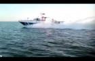 Украинский катер был перехвачен российскими пограничниками в Азовском море
